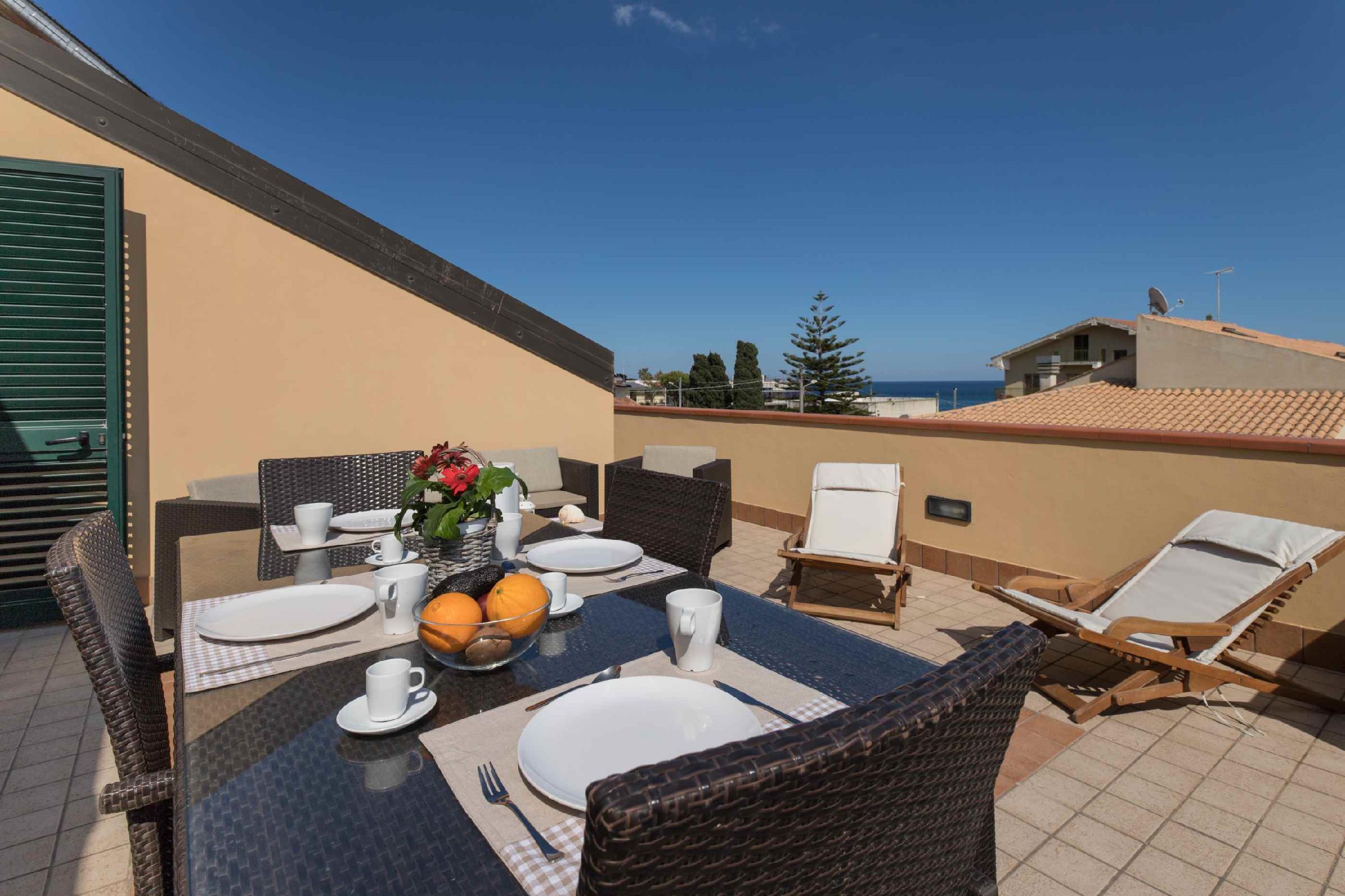 Hiresicily - Apartment Eucaliptus sea view photo 20575773
